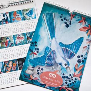 kalendarz muamua design