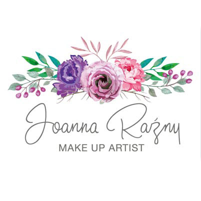 LOGOTYP DLA MAKE UP ARTIST