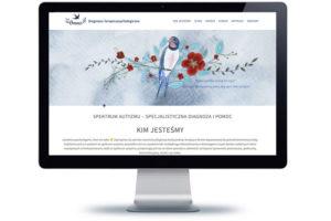 grafika i ilustracje do strony internetowej omnis