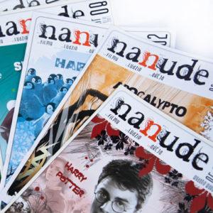 okładki magazynu