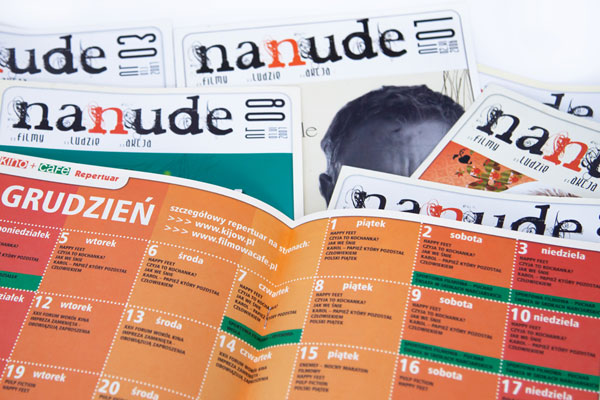 projekt graficzny layoutu magazynu nanude