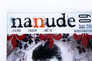 projekt nagłówka magazynu nanude